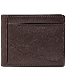 Men's Leather Neel Bifold Wallet