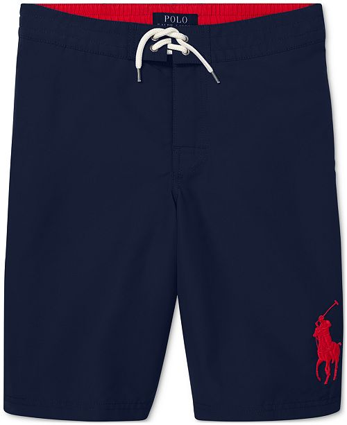 Polo Ralph Lauren Big Boys Swim Trunks