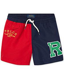 Polo Ralph Lauren Toddler Boys Colorblocked Swim Trunks
