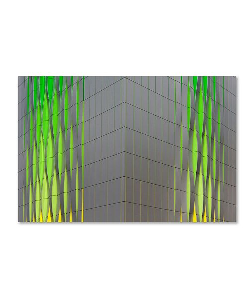 "Trademark Global Theo Luycx 'Umc' Canvas Art - 19"" x 12"" x 2"""