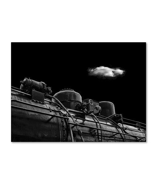 "Trademark Global Stefan Eisele 'The Old Days' Canvas Art - 19"" x 14"" x 2"""