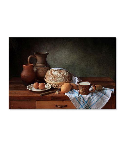 "Trademark Global Tatyana Skorokhod 'Di' Canvas Art - 47"" x 30"" x 2"""