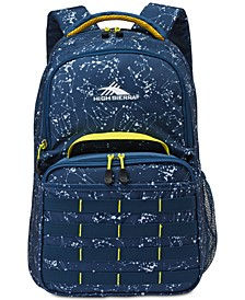 Men's Joel Printed Lunchbox Backpack