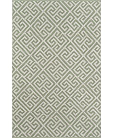 "Palm Beach Brazilian Avenue 5' x 7'6"" Indoor/Outdoor Area Rug"