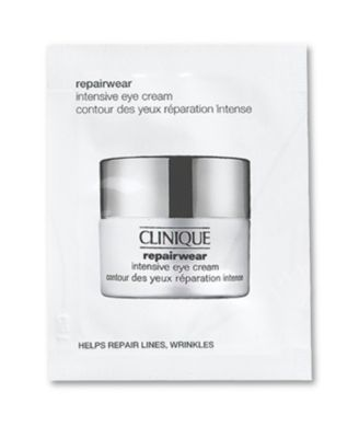 Receive a FREE Clinique Repairwear Intensive Eye Cream Sample with ...