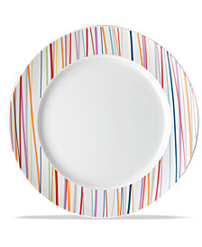 THOMAS by Rosenthal Dinnerware, Sunny Day Stripes Salad Plate