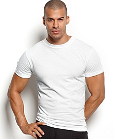 Men's Essential 3 Pack Crew-Neck T-Shirt