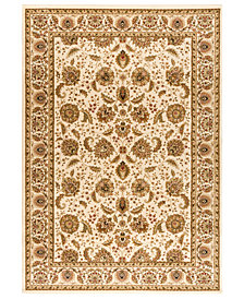 "CLOSEOUT! Kenneth Mink Area Rug, Warwick Kashan Wheat/Wheat 3'3"" x 5'3"""