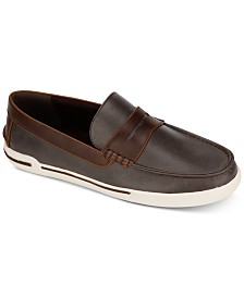 Unlisted by Kenneth Cole Men's Un-Anchor Boat Shoes