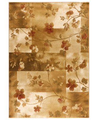 """CLOSEOUT! Area Rug, Northport MUS-101 Ivory 7'10"""" x 10'10"""""""