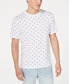 Calvin Klein Jeans Men's Monogram Logo Graphic T-Shirt