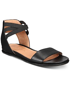 Gentle Souls by Kenneth Cole Women's Lark-May Sandals
