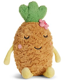 "First Impressions Baby Girls 11"" Plush Pineapple, Created for Macy's"
