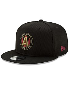 New Era Atlanta United FC On Field 9FIFTY Snapback Cap