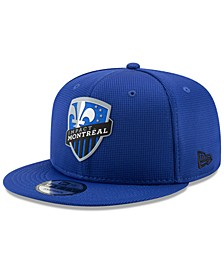 Montreal Impact On Field 9FIFTY Snapback Cap