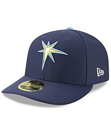 New Era Tampa Bay Rays Batting Practice Low Profile 59FIFTY-FITTED Cap