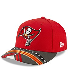 New Era Tampa Bay Buccaneers Draft Low Profile 59FIFTY-FITTED Cap