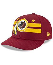 New Era Washington Redskins Draft Low Profile 59FIFTY-FITTED Cap