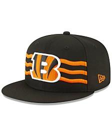 New Era Cincinnati Bengals Draft 9FIFTY Snapback Cap