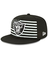 c0e9b84c42a New Era Oakland Raiders Draft 9FIFTY Snapback Cap