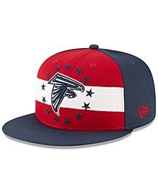 Atlanta Falcons Draft Spotlight 9FIFTY Snapback Cap