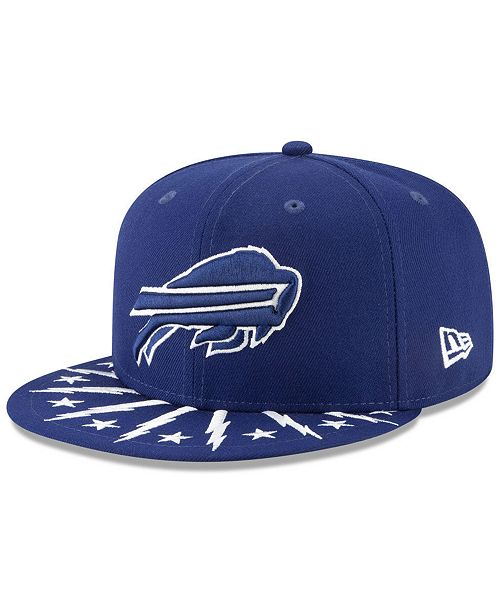 4904c88341c8a1 New Era Buffalo Bills Draft Spotlight 9FIFTY Snapback Cap & Reviews ...