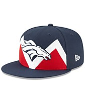 cheap for discount d1185 5a56e New Era Denver Broncos Draft Spotlight 9FIFTY Snapback Cap