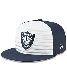New Era Oakland Raiders Draft Spotlight 9FIFTY Snapback Cap