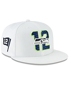 New Era Seattle Seahawks Draft Spotlight 9FIFTY Snapback Cap