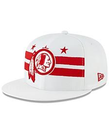 New Era Washington Redskins Draft Spotlight 9FIFTY Snapback Cap