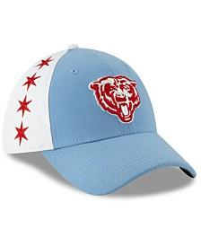 New Era Chicago Bears Draft Spotlight 39THIRTY Cap