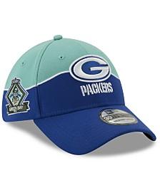 New Era Green Bay Packers Draft Spotlight 39THIRTY Cap