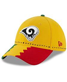 New Era Los Angeles Rams Draft Spotlight 39THIRTY Cap
