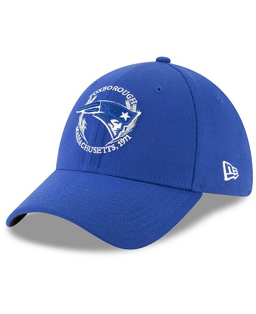 New Era New England Patriots Draft Spotlight 39THIRTY Cap