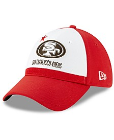 New Era San Francisco 49ers Draft Spotlight 39THIRTY Cap