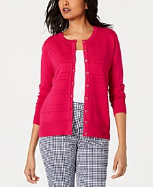 Textured Cardigan, Created for Macy's