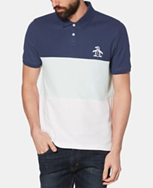 Original Penguin Men's Colorblocked Polo
