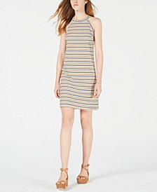 Ribbed Striped Dress, Created for Macy's