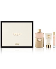 Guilty Eau de Parfum 3-Pc Gift Set