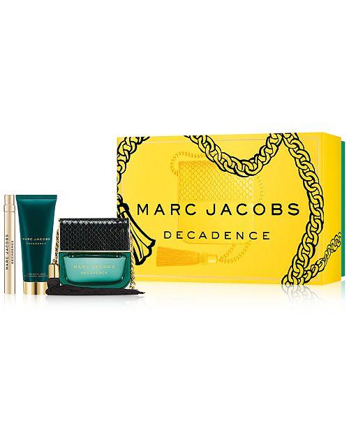 Marc Jacobs Decadence Eau de Parfum 3-pc Gift Set