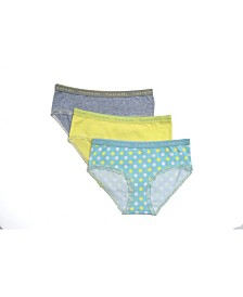 Tahari Girl 3-Pack Polka Dot Hipster