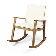 Candel Outdoor Rocking Chair