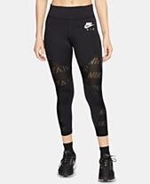 6a09223c34 Nike Air Cropped Running Leggings