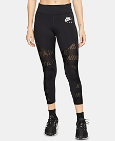 Nike Air Cropped Running Leggings