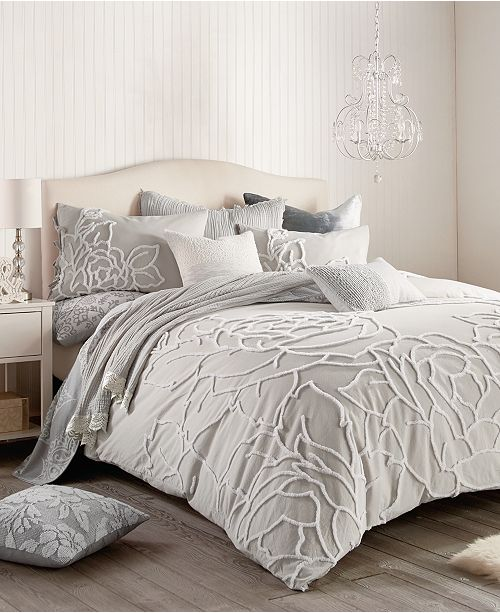 Peri Home Chenille Rose Full Queen Comforter Set Reviews