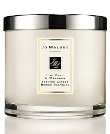 Jo Malone London Lime Basil & Mandarin Deluxe Candle, 21.1-oz.
