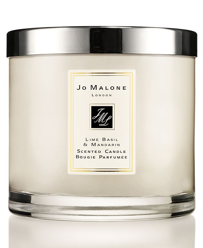 Jo Malone London - Lime Basil & Mandarin Deluxe Scented Candle