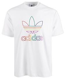 adidas Men's Outline-Logo T-Shirt