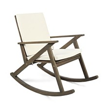 Gus Outdoor Rocking Chair, Quick Ship