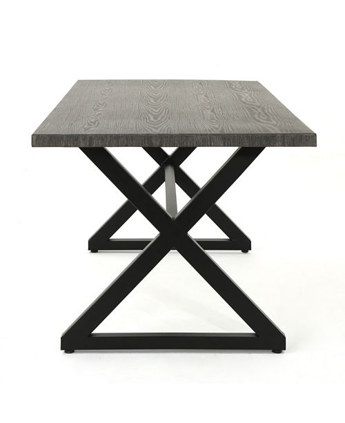 Noble House Rolando Outdoor Dining Table